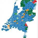 Verkiezingen in 'Krimpland'