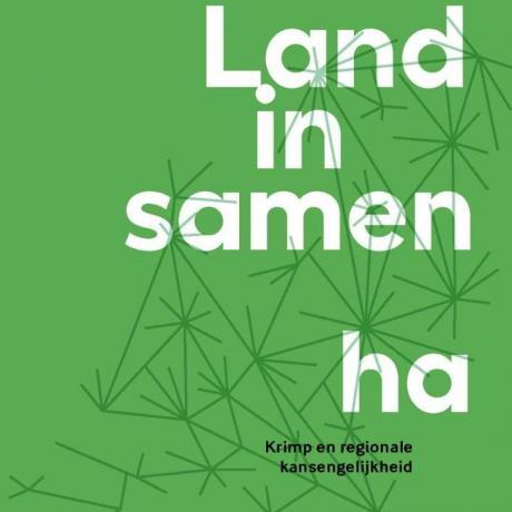 Essaybundel 'Land in samenhang - krimp en regionale kansengelijkheid'