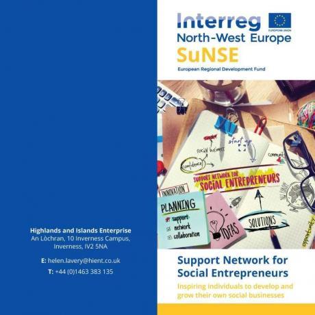 Support Network for Social Entrepreneurs
