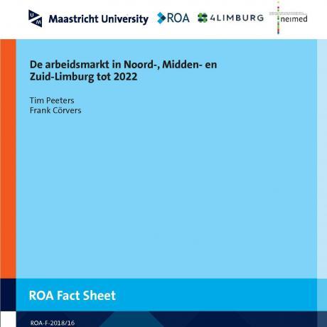 Goede vooruitzichten voor schoolverlaters en werkzoekenden in Limburg