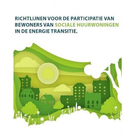 Richtlijnen voor de participatie van bewoners van sociale huurwoningen in de energietransitie