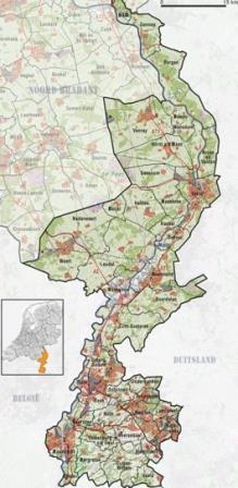 Neimed Krimpbericht: Structurele bevolkingsdaling nu ook in Midden- en Noord-Limburg
