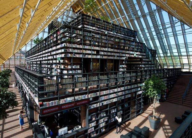 Boekenberg door MVRDV architecten